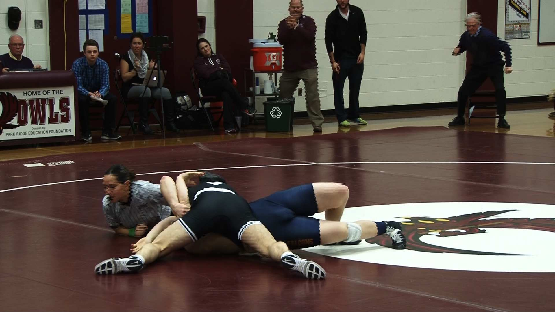 Wrestling - PHOTOS: Blair 'B' wins Lenape Valley wrestling