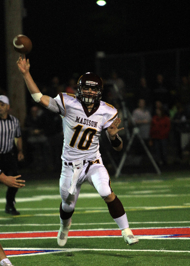 Football Photos Mobley Leads Madison To Win Over Lenape Valley