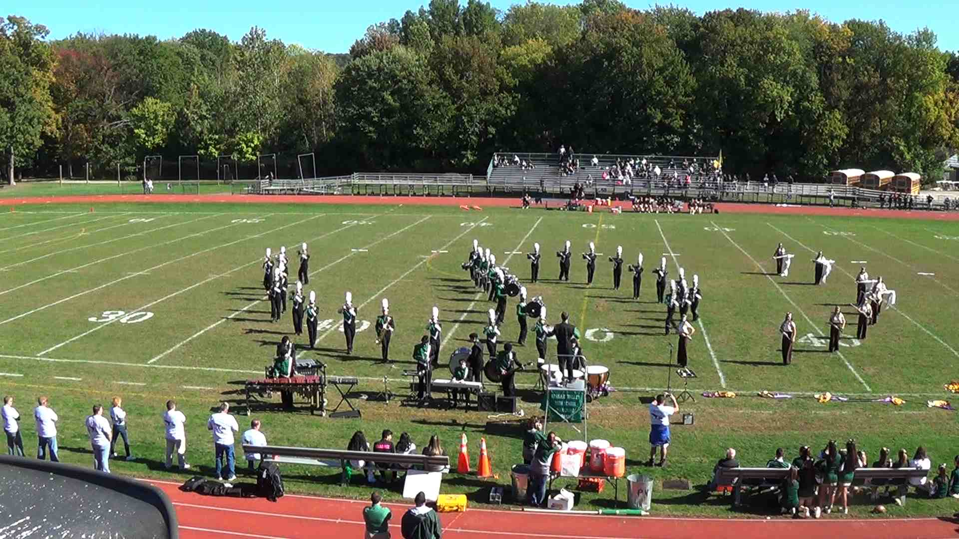 Band Video Wayne Valley Band Performance Jersey Sports Now
